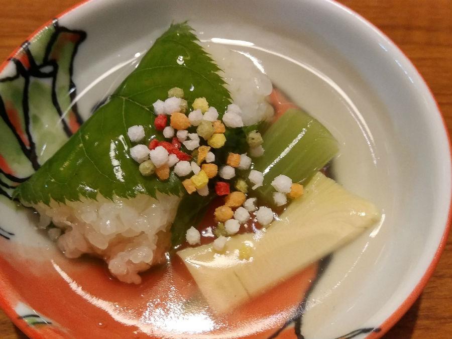和食の一品